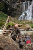 Toerist stock foto's