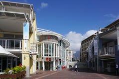 Toerist die rond het winkelcentrum van de atClocktoren, beroemd lopen Royalty-vrije Stock Fotografie