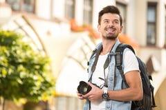 toeristen Royalty-vrije Stock Afbeeldingen