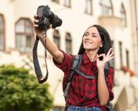 toeristen Stock Foto's