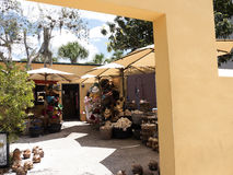 Toeristenherinneringen in St Augustine Florida de V.S. Royalty-vrije Stock Fotografie
