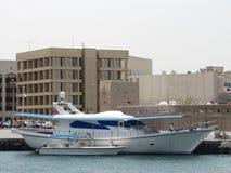 Toeristenplezierboot stock foto