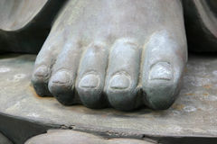 Toes Stock Photo