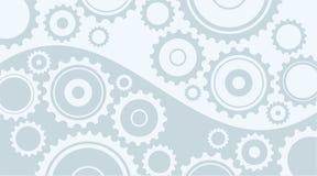 Toestel en Cogwheels_02 Royalty-vrije Stock Afbeelding
