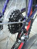 Toestel van fiets Stock Foto's