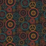 Toestellen, gekleurd naadloos patroon vector illustratie