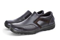 Toevallige schoenen voor de mens royalty-vrije stock foto's