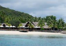 Toevlucht in Fiji stock afbeelding