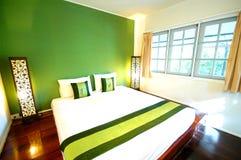 Toevlucht guestroom Royalty-vrije Stock Afbeelding