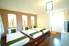 Toevlucht guestroom Royalty-vrije Stock Fotografie