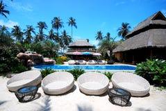 Toevlucht van Thailand Royalty-vrije Stock Foto's