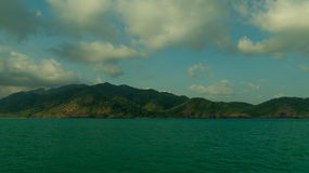 Toevluchteiland Ko Chang Tailand Stock Afbeelding