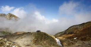 Toevluchtsoord van de Pyreneeën Royalty-vrije Stock Foto