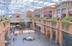 Toevluchtwereld Sentosa Singapore Royalty-vrije Stock Foto