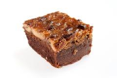 Toffee κέικ Στοκ Εικόνες