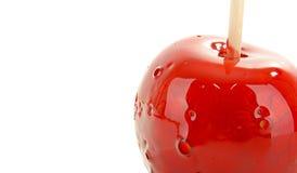 toffee μήλων Στοκ φωτογραφία με δικαίωμα ελεύθερης χρήσης