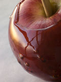 Toffee Apple Stock Image