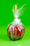 Toffee Apples Stock Image
