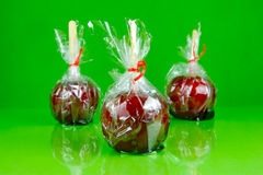 Toffee Apples Royalty Free Stock Image
