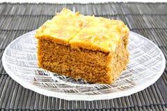 Toffee Cake Stock Photos
