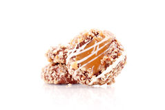 Free Toffee Cookies Royalty Free Stock Images - 22881889