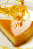 Toffee And Creme Caramel Royalty Free Stock Image