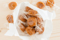 Toffees or Caramels Royalty Free Stock Images
