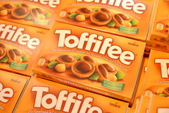 Toffifee Royalty Free Stock Photos