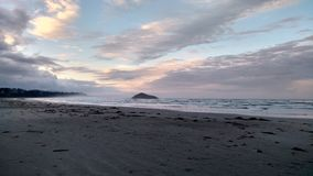 Tofino sunrise Stock Photography