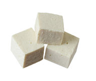 tofu κύβων στοκ εικόνες με δικαίωμα ελεύθερης χρήσης