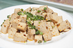 Tofu Stock Afbeelding