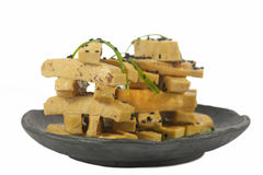 Tofu Stock Photo