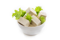 Tofu Photo stock