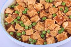 Tofu Fotografie Stock