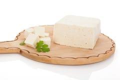 Tofu. Stock Photo