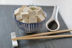 Tofu Royaltyfria Bilder