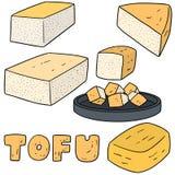 tofu Photo libre de droits