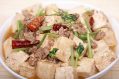 Tofu Royalty Free Stock Photography