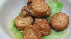 Tofu bello Fotografia Stock