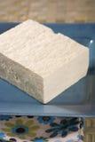 Tofu Block Stock Photo