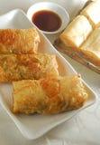 Tofu broodjes schemerige som Stock Foto