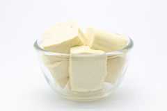 Tofu cheese Stock Photos