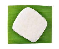 Tofu cheese Stock Photo