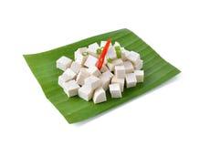 Tofu cheese Royalty Free Stock Photos