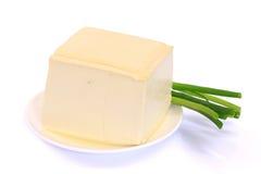 Tofu Curd Bowl, stock afbeeldingen