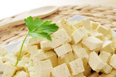 Tofu Royalty Free Stock Image