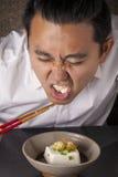 Tofu do ódio fotos de stock royalty free