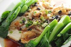 Tofu dry fish Royalty Free Stock Photos