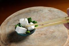 Tofu Royalty Free Stock Photography