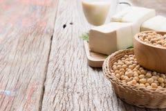 tofu jest dobrym źródłem proteina obraz royalty free